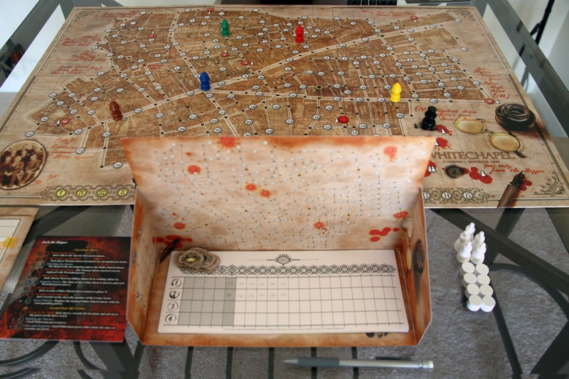 letters from whitechapel how to play