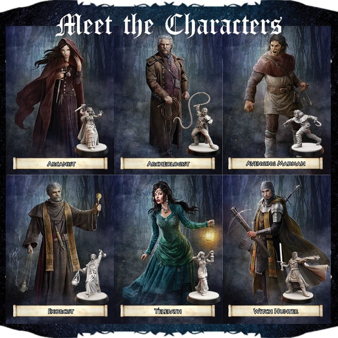 Folklore Characters